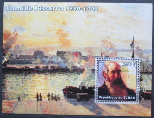 Poštovní známka Èad 2002 Umìní, Camille Pissarro Mi# Block 341 Kat 6€