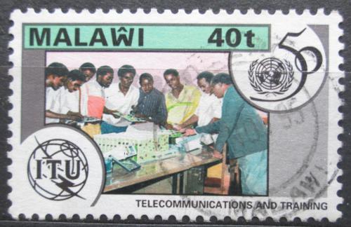 Poštovní známka Malawi 1995 OSN, 50. výroèí Mi# 654