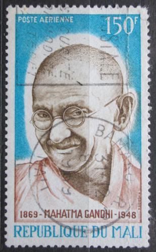Poštovní známka Mali 1969 Mahátma Gándhí Mi# 214