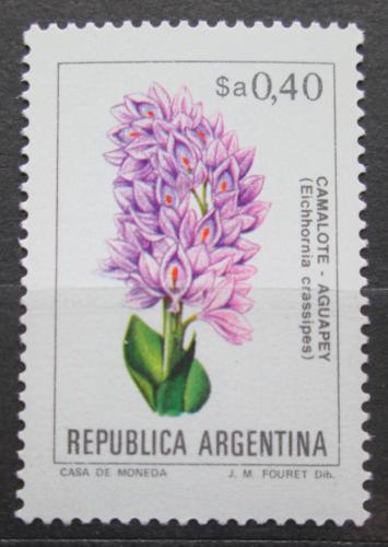 Poštovní známka Argentina 1983 Eichhornia crassipes Mi# 1662