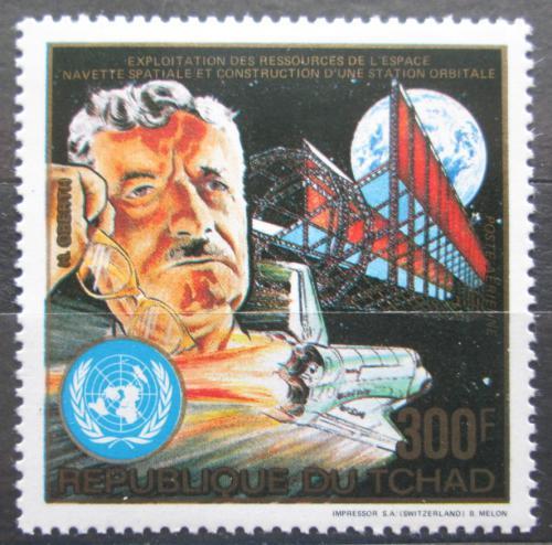 Poštovní známka Èad 1982 Hermann Oberth Mi# 958