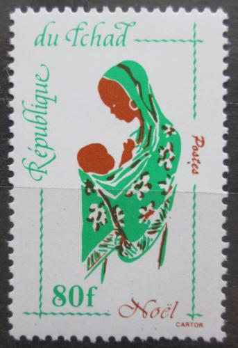 Poštovní známka Èad 1984 Vánoce Mi# 1080
