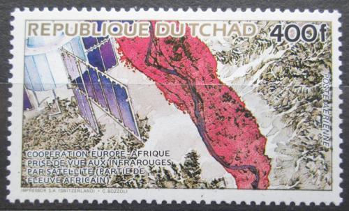 Poštovní známka Èad 1984 EUROPAFRIQUE, spolupráce s Evropou Mi# 1048