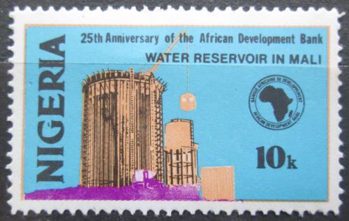 Poštovní známka Nigérie 1989 Africká rozvojová banka Mi# 535