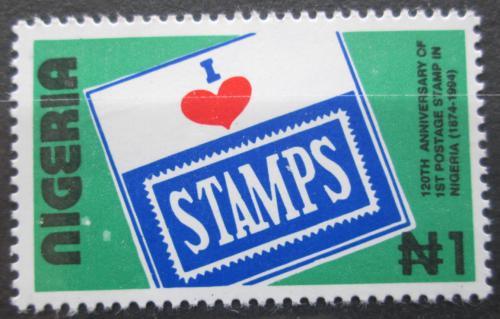 Poštovní známka Nigérie 1994 Sbíraní známek Mi# 629