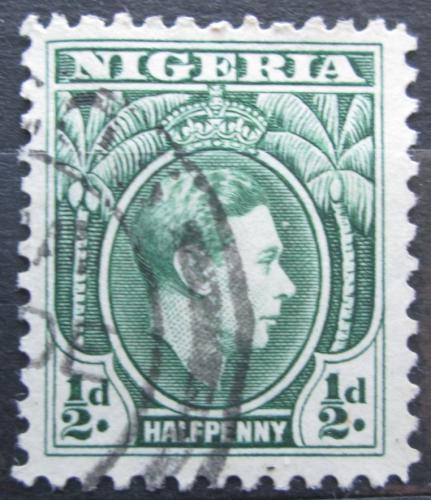 Poštovní známka Nigérie 1938 Král Jiøí VI. Mi# 46 A