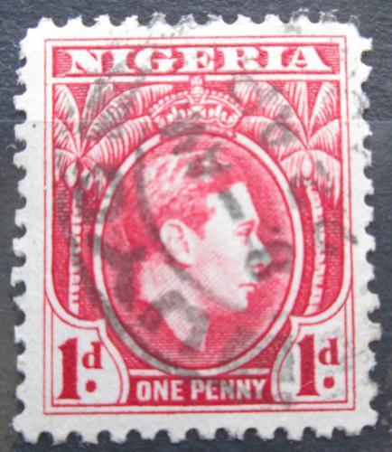 Poštovní známka Nigérie 1941 Král Jiøí VI. Mi# 47 B