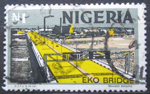 Poštovní známka Nigérie 1973 Most Eko Mi# 288 II Y