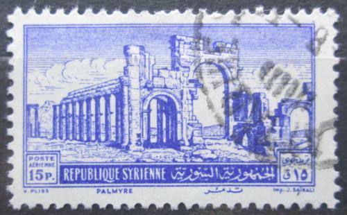 Poštovní známka Sýrie 1952 Palmýra Mi# 614