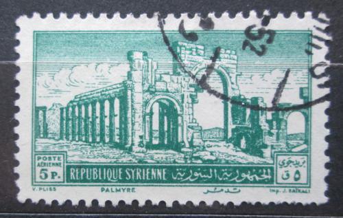 Poštovní známka Sýrie 1952 Palmýra Mi# 613