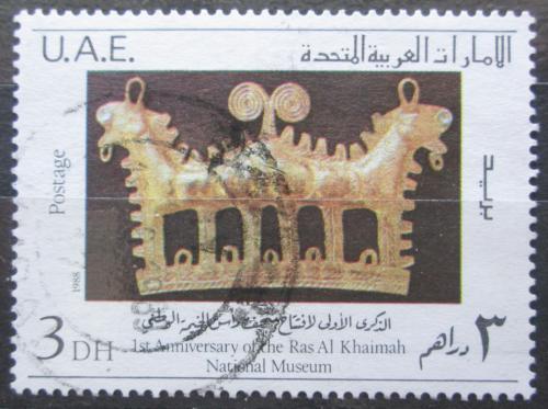 Poštovní známka S.A.E. 1988 Stará ozdoba Mi# 262