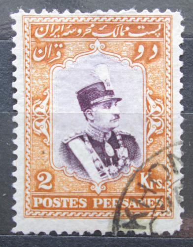 Poštovní známka Írán 1929 Rezá Šáh Pahlaví Mi# 591