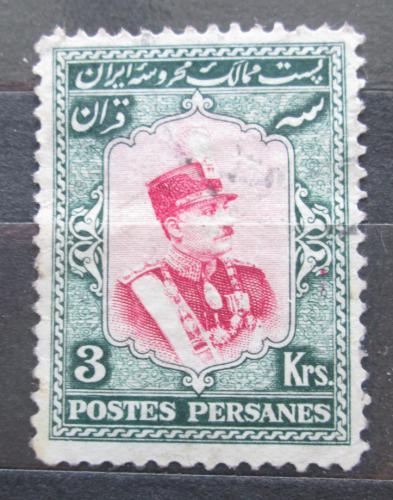 Poštovní známka Írán 1929 Rezá Šáh Pahlaví Mi# 592