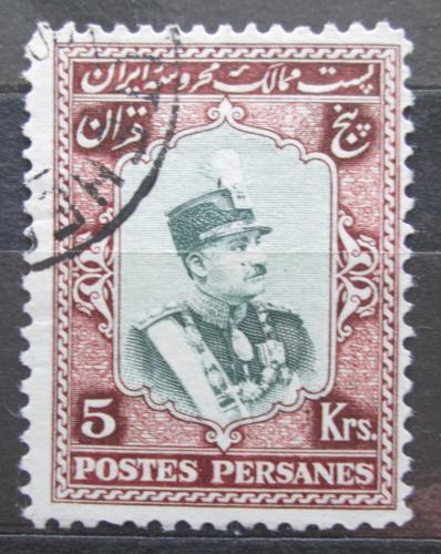 Poštovní známka Írán 1929 Rezá Šáh Pahlaví Mi# 593
