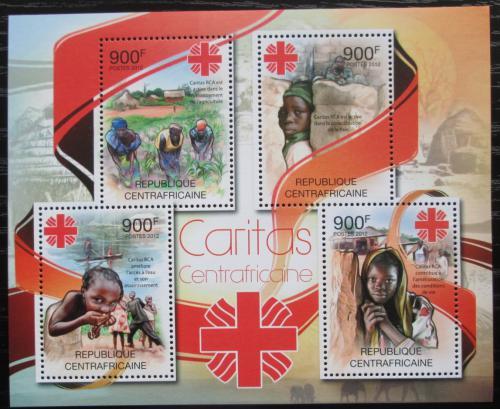 Poštovní známky SAR 2012 Charita Mi# 3597-3600 Kat 16€