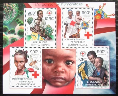 Poštovní známky SAR 2012 Boj proti malárii, Èervený køíž Mi# 3592-95 Kat 16€