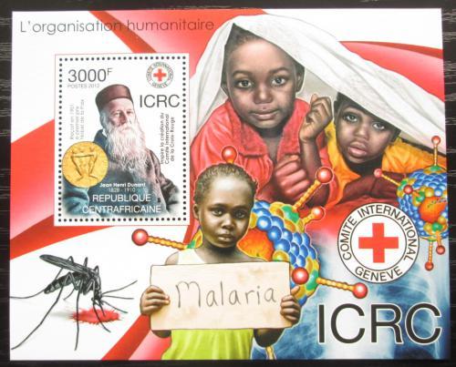 Poštovní známka SAR 2012 Boj proti malárii, Èervený køíž Mi# Block 934 Kat 14€