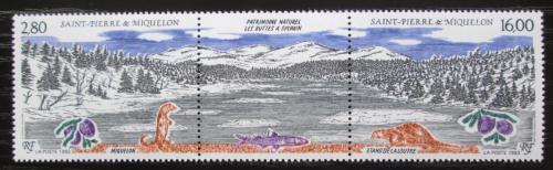 Poštovní známky St. Pierre a Miquleon 1993 Pøíroda TOP SET Mi# 662-63 Kat 11€