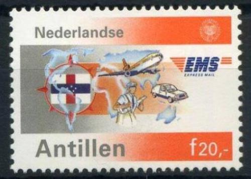 Poštovní známka Nizozemské Antily 1991 EXPRESS MAIL SERVICE Mi# 708 Kat 30€