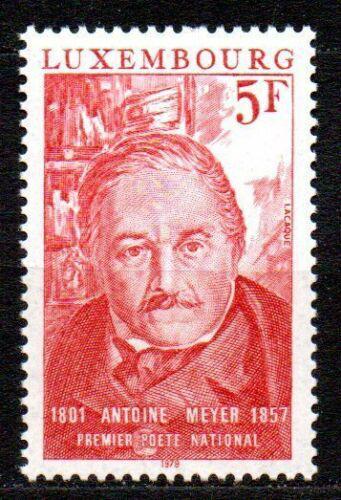 Poštovní známka Lucembursko 1979 Anton Meyer, spisovatel Mi# 990