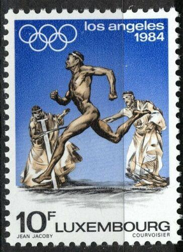 Poštovní známka Lucembursko 1984 LOH Los Angeles Mi# 1104
