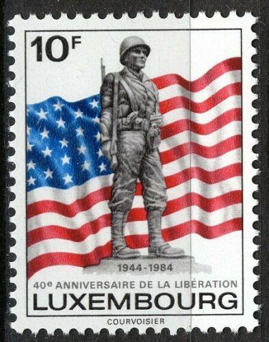 Poštovní známka Lucembursko 1984 Osvobození, 40. výroèí Mi# 1111