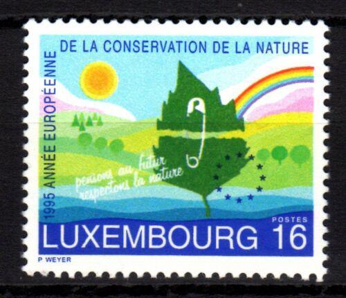 Poštovní známka Lucembursko 1995 Ochrana životního prostøedí Mi# 1373
