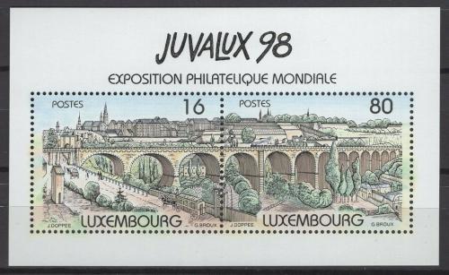 Poštovní známka Lucembursko 1998 Lucemburk Mi# Block 17 Kat 11€