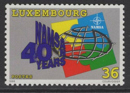 Poštovní známka Lucembursko 1998 NAMSA, 40. výroèí Mi# 1465