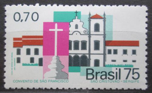 Poštovní známka Brazílie 1975 São Cristóvão Mi# 1507