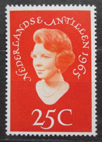 Poštovní známka Nizozemské Antily 1965 Princezna Beatrix Mi# 147