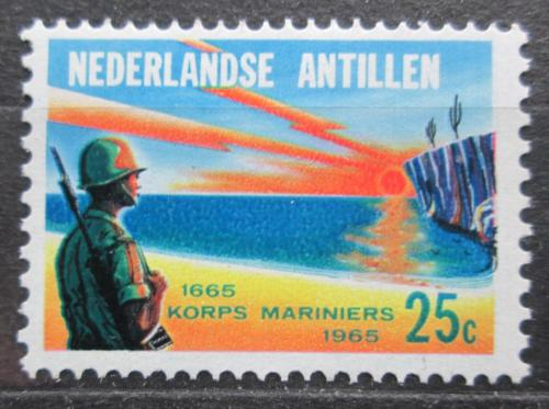 Poštovní známka Nizozemské Antily 1965 Námoønictvo Mi# 162