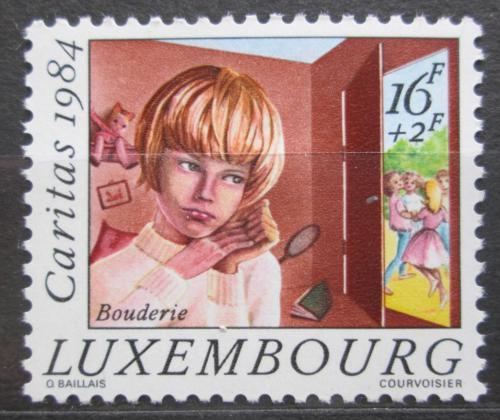 Poštovní známka Lucembursko 1984 Dítì Mi# 1115