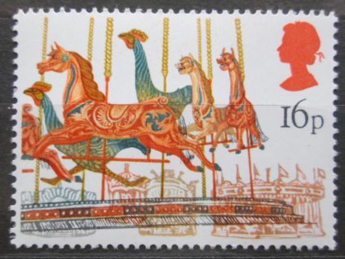 Poštovní známka Velká Británie 1983 Kolotoè Mi# 966