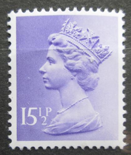 Poštovní známka Velká Británie 1981 Královna Alžbìta II. Mi# 864