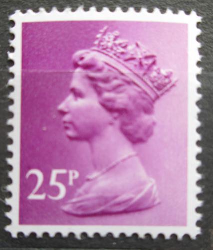 Poštovní známka Velká Británie 1981 Královna Alžbìta II. Mi# 866