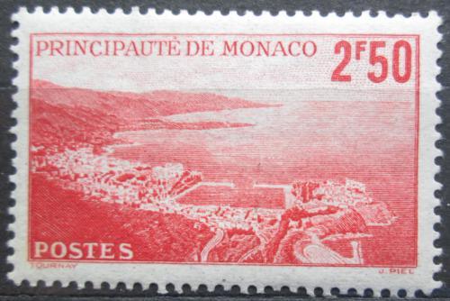 Poštovní známka Monako 1939 Pøístavištì Mi# 182 Kat 40€