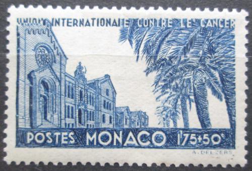 Poštovní známka Monako 1938 Nemocnice Mi# 188 Kat 20€