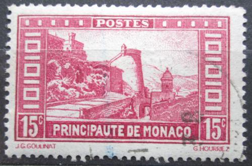 Poštovní známka Monako 1933 Rampe Major Mi# 120