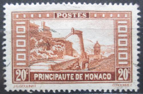 Poštovní známka Monako 1933 Rampe Major Mi# 121