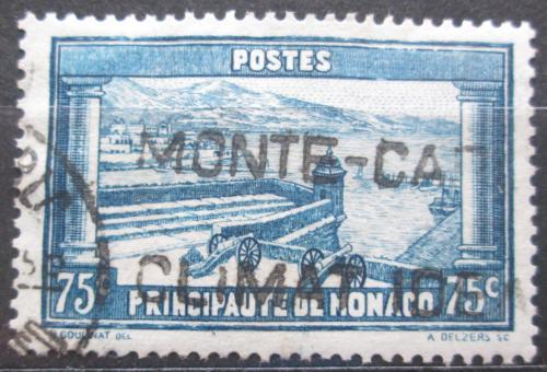 Poštovní známka Monako 1933 Palác v Monte Carlo Mi# 126