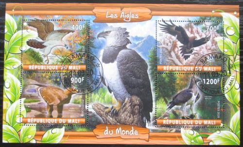 Poštovní známky Mali 2020 Orli Mi# N/N