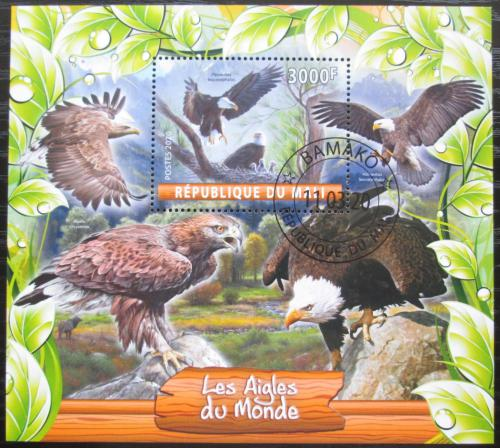 Poštovní známka Mali 2020 Orli Mi# N/N