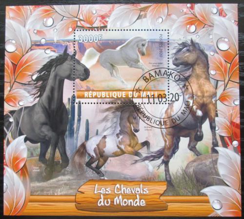 Poštovní známka Mali 2020 Konì Mi# N/N