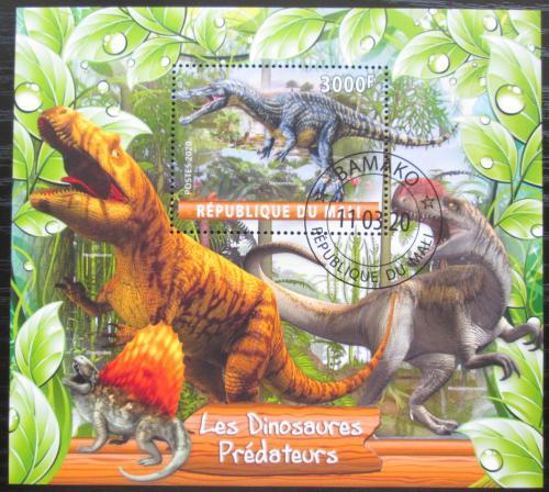 Poštovní známka Mali 2020 Dinosauøi Mi# N/N