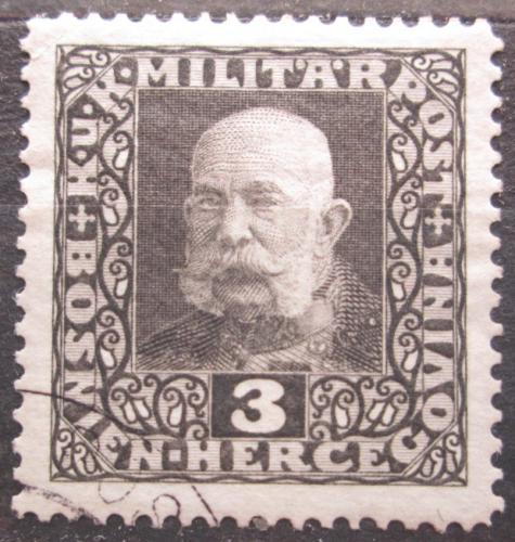 Poštovní známka Bosna a Hercegovina 1916 Císaø František Josef I. Mi# 99 A