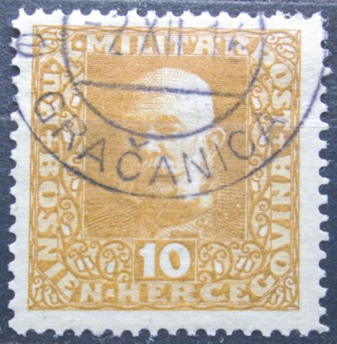Poštovní známka Bosna a Hercegovina 1916 Císaø František Josef I. Mi# 102 A
