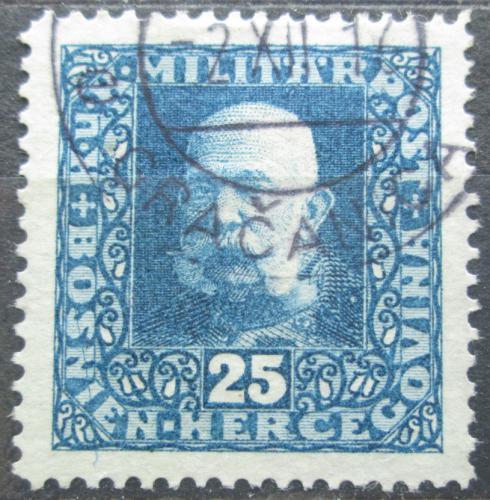 Poštovní známka Bosna a Hercegovina 1916 Císaø František Josef I. Mi# 106 A