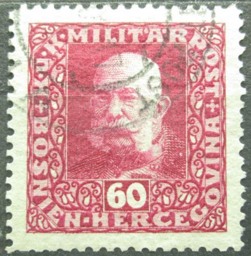 Poštovní známka Bosna a Hercegovina 1916 Císaø František Josef I. Mi# 110 A