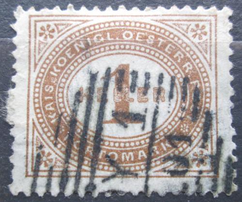 Poštovní známka Rakousko 1900 Doplatní Mi# 22